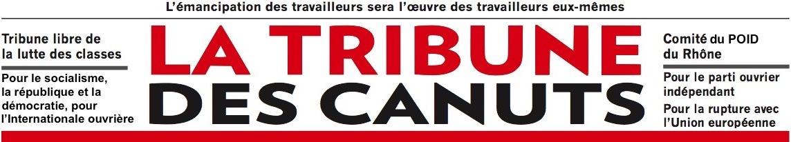 La Tribune des canuts bannière