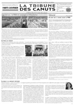 La Tribune des canuts n°6