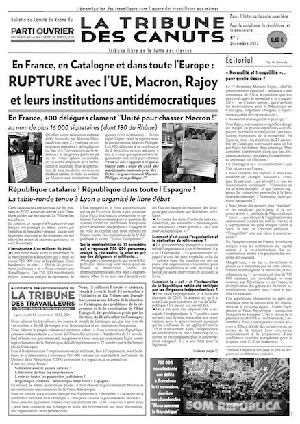 La Tribune des canuts n°7