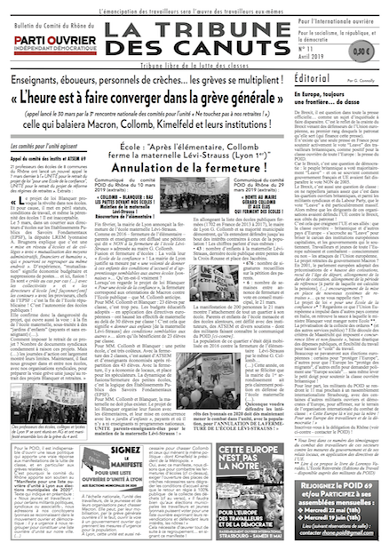 La Tribune des canuts n°11